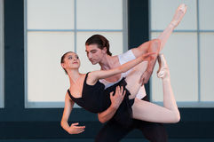 Ballet in the Park Stock Images