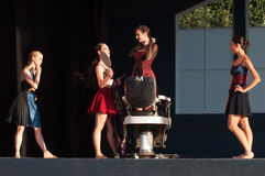 Ballet in the Park Stock Photography