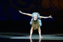 Ballet pearls Stock Photo
