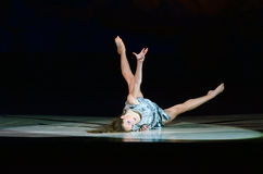 Ballet pearls Royalty Free Stock Image