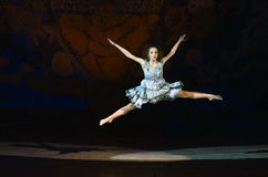Ballet pearls Royalty Free Stock Photo