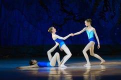 Ballet pearls Stock Photos
