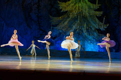 Ballet pearls Stock Image