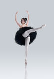 Ballet perfection stock images