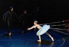 Ballet performance Stock Image
