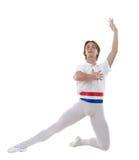 Ballet pose Royalty Free Stock Photos