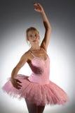 Ballet pose Stock Image