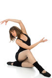 Ballet pose Stock Photography