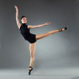Ballet pose Royalty Free Stock Photos