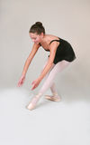 Ballet position 800 Stock Images