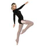 Ballet Practice - 1 Stock Photos