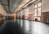Ballet room Royalty Free Stock Photography