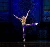 Ballet sailor Stock Images