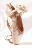Ballet Shoe Stock Photos