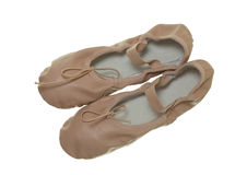 Ballet Shoes Stock Image