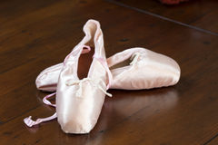Ballet Shoes on  Display Stock Image