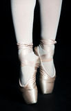 Ballet Slippers stock photos