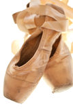 Ballet slippers Stock Image