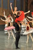 Ballet soloists Stock Photo
