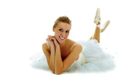 Ballet star Royalty Free Stock Photography