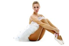 Ballet style Royalty Free Stock Photos