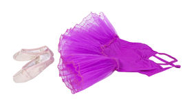 Ballet Tutu Stock Photos
