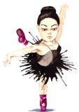 Ballet voor altijd Royalty-vrije Stock Afbeelding