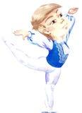 Ballet voor altijd Royalty-vrije Stock Foto