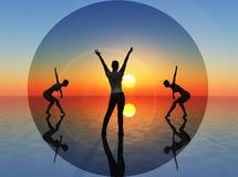 Balletdanser Royalty-vrije Stock Fotografie
