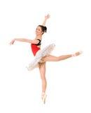 Balletdanser royalty-vrije stock afbeelding