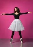 Balletdanser Royalty-vrije Stock Foto's