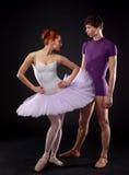 Balletdansers Royalty-vrije Stock Foto