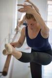 Balletklasse Royalty-vrije Stock Afbeeldingen