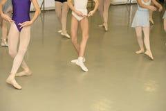 Balletklasse Stock Fotografie