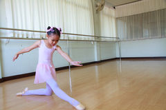 Balletmeisje Royalty-vrije Stock Afbeelding