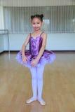 Balletmeisje Stock Afbeeldingen