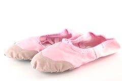 Balletpantoffels Royalty-vrije Stock Fotografie