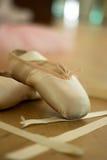 Balletschoen Stock Fotografie