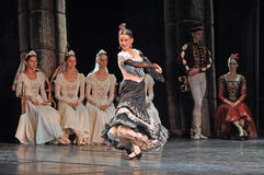 Ballett Stockfoto