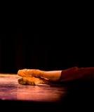 Ballett-Füße stockfoto