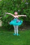 Ballett-Freude Lizenzfreie Stockbilder