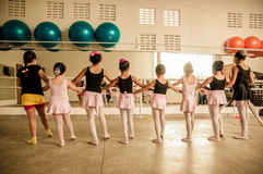 Ballett Infantil Lizenzfreie Stockfotos