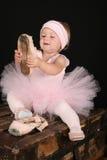 Ballett-Kleinkind Lizenzfreie Stockfotos