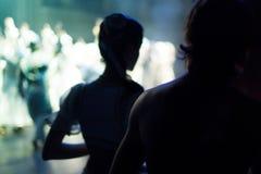 Ballettleistung Stockfotografie
