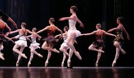 Balletto Fotografia Stock Libera da Diritti