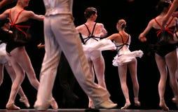 Balletto Fotografia Stock