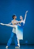 Balletto fotografie stock