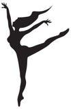 Balletto illustrazione vettoriale