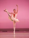 Balletto classico Fotografie Stock Libere da Diritti