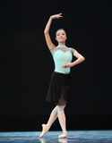 Balletto classico: Valzer dei fiori Immagini Stock